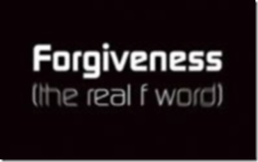 "The ""F"" Word–A Sermon Series on Forgiveness   bigdbentley"